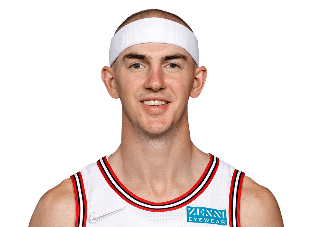 Alex Caruso Headshot