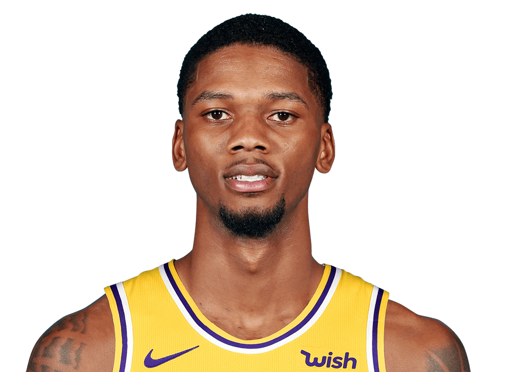 Alfonzo McKinnie Headshot