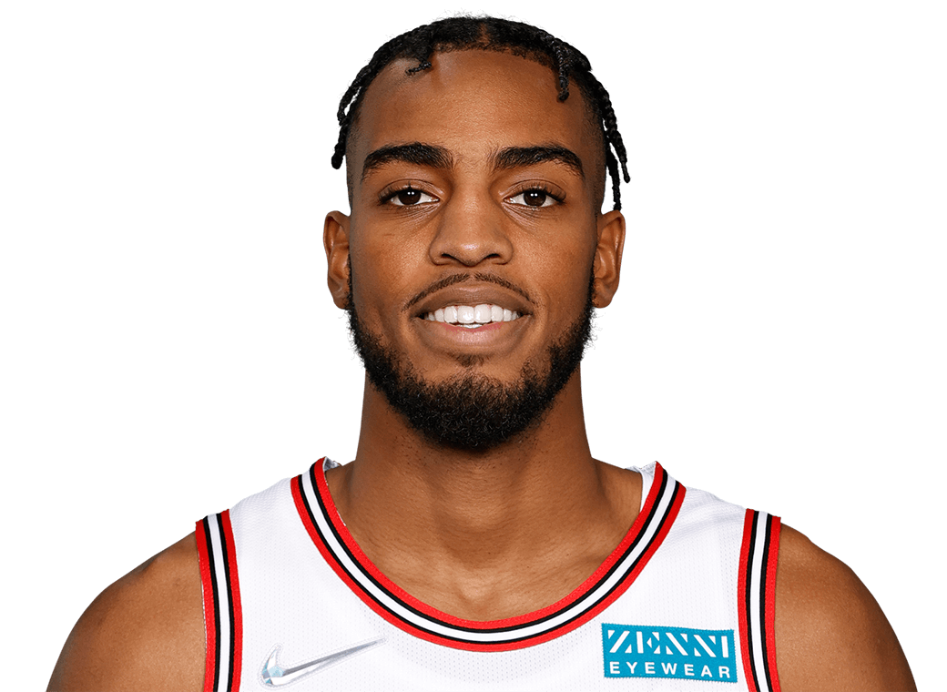 Troy Brown Jr. Headshot