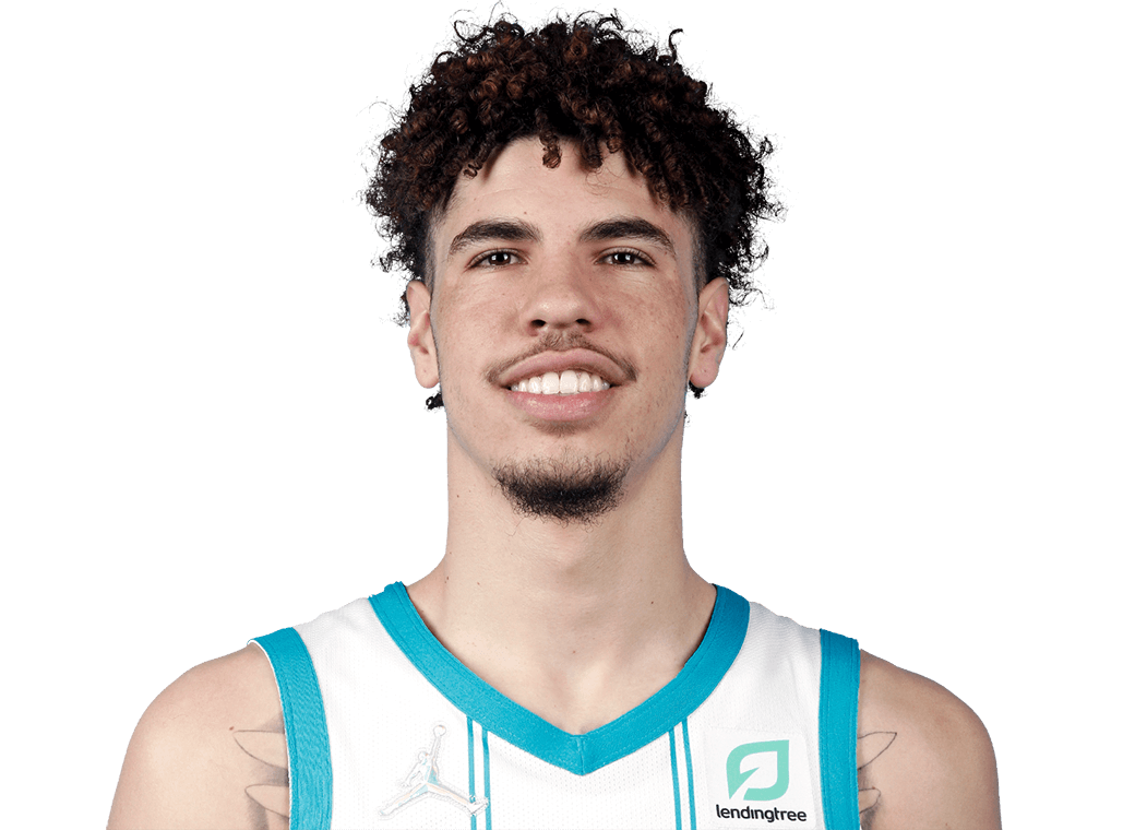 LaMelo Ball Headshot
