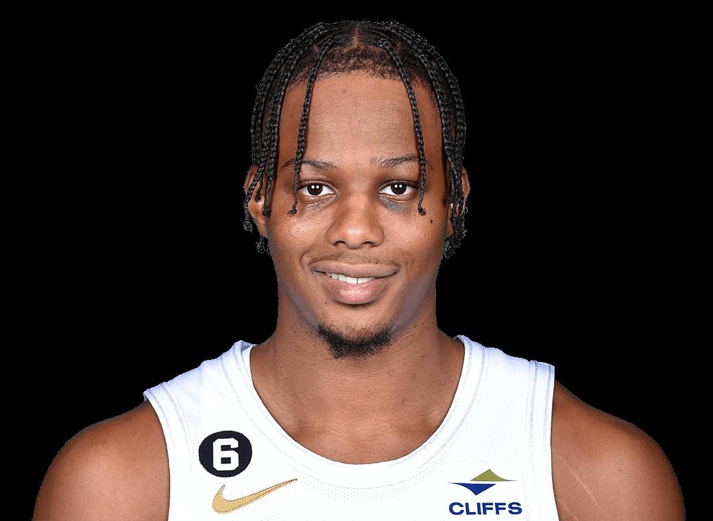Isaac Okoro Headshot