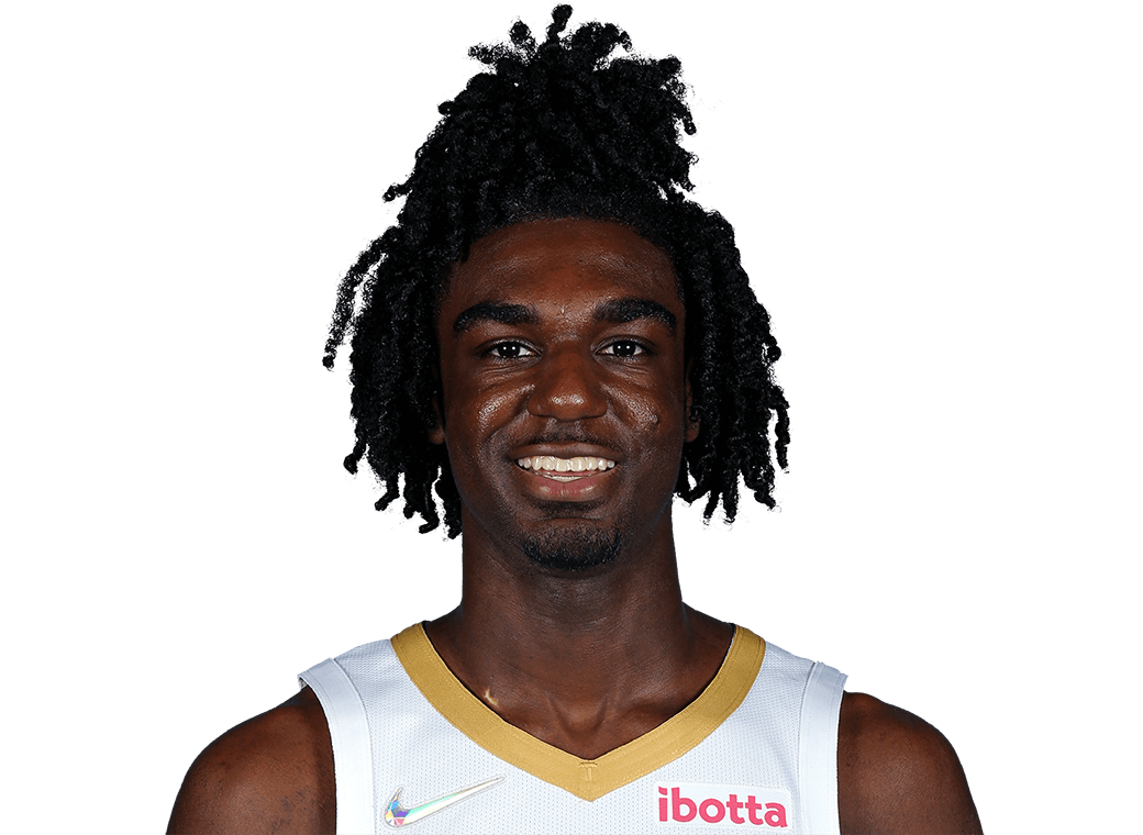 Kira Lewis Jr. Headshot