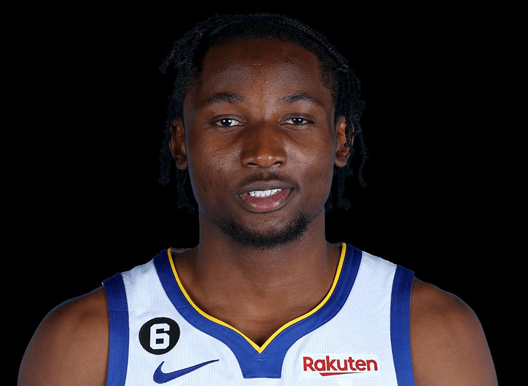 Jonathan Kuminga Headshot