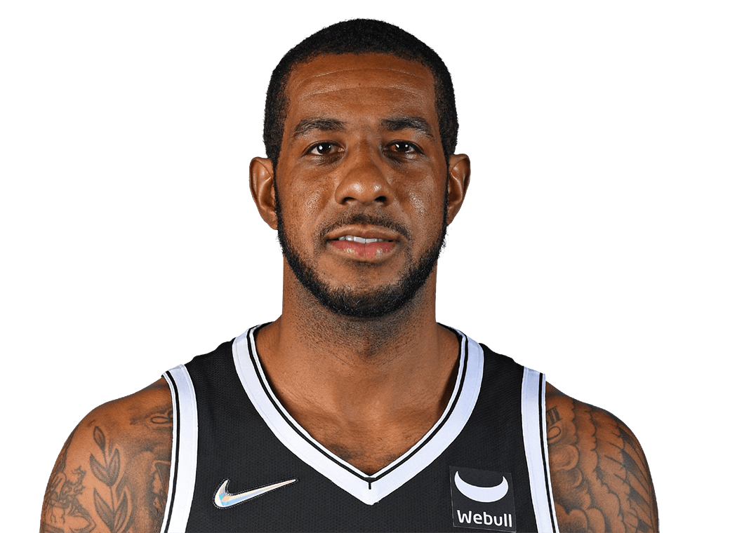 LaMarcus Aldridge Headshot