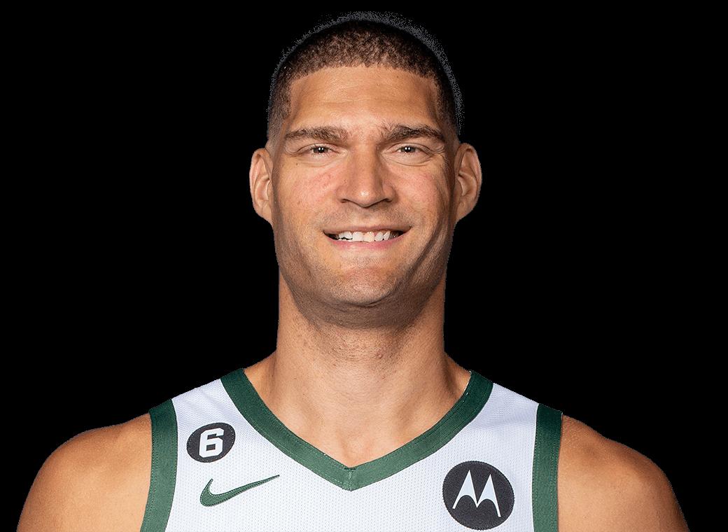 Brook Lopez Headshot