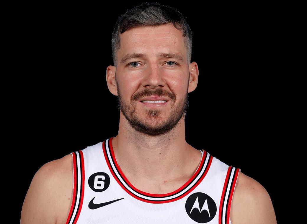 Goran Dragic Headshot