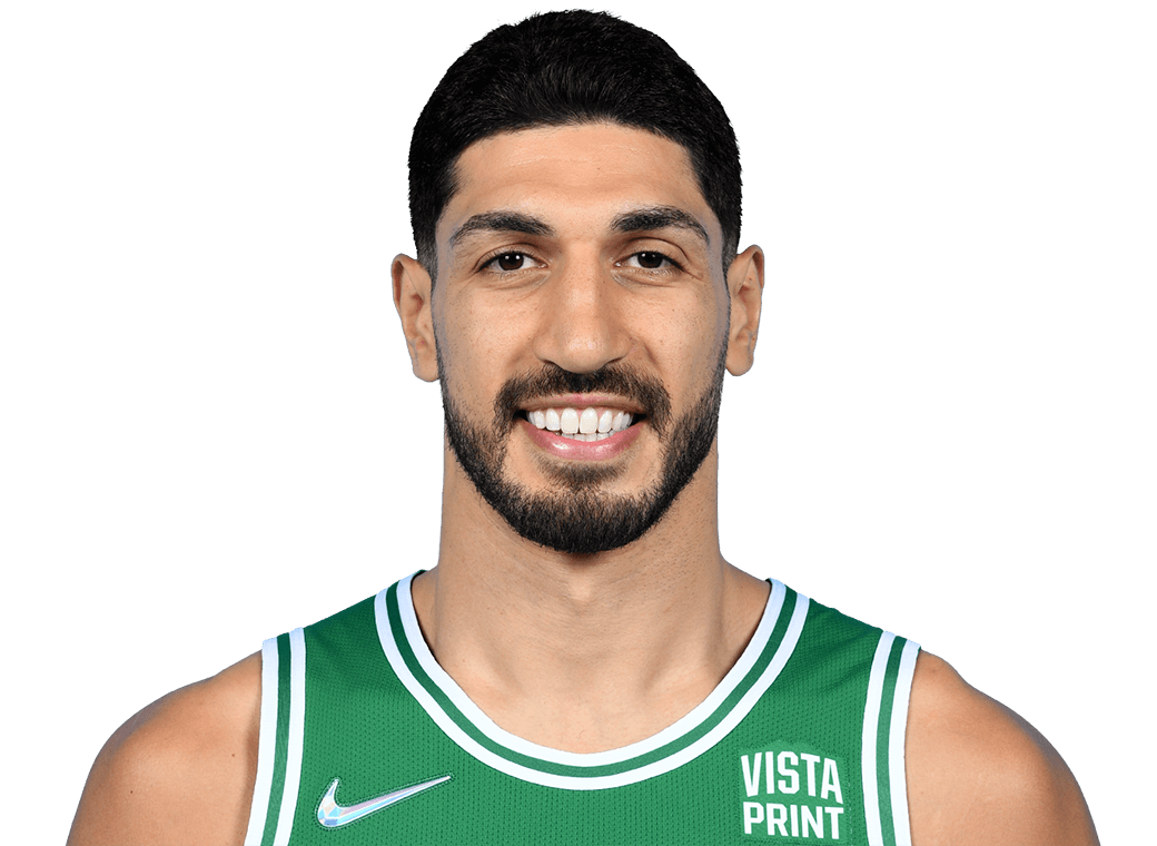 Enes Kanter Headshot
