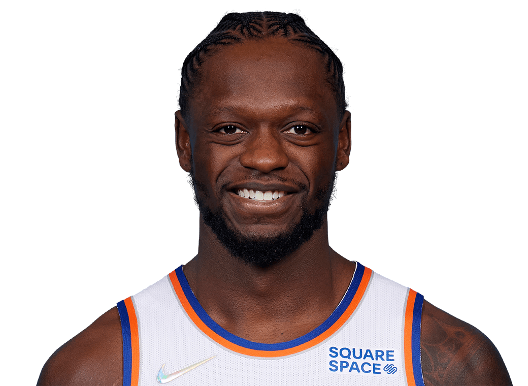 Julius Randle Headshot