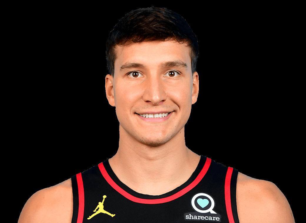 Bogdan Bogdanovic Headshot