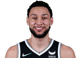 Ben Simmons Headshot