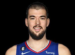 Ivica Zubac Headshot