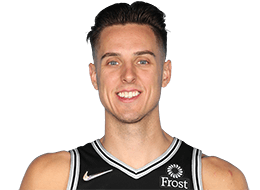 Zach Collins Headshot