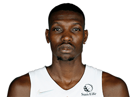 Chris Boucher Headshot
