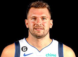 Luka Doncic Headshot