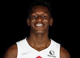 Isaac Bonga Headshot