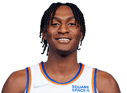 Immanuel Quickley Headshot