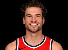 Corey Kispert Headshot