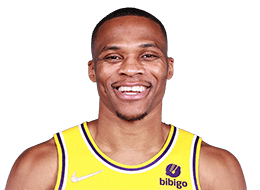 Russell Westbrook Headshot