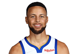 Stephen Curry Headshot