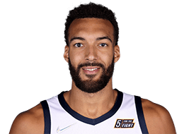 Rudy Gobert Headshot