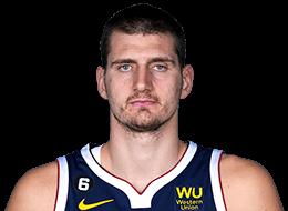 Nikola Jokic Headshot