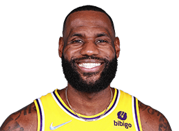 LeBron James Headshot