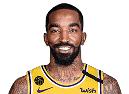 JR Smith Headshot