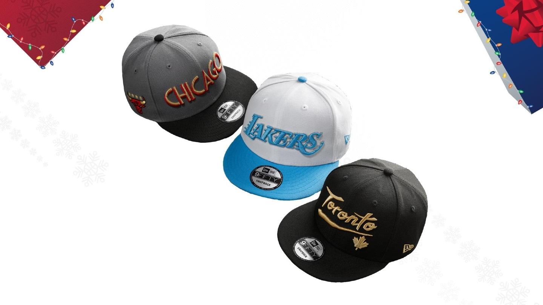 NBA City Edition Headwear