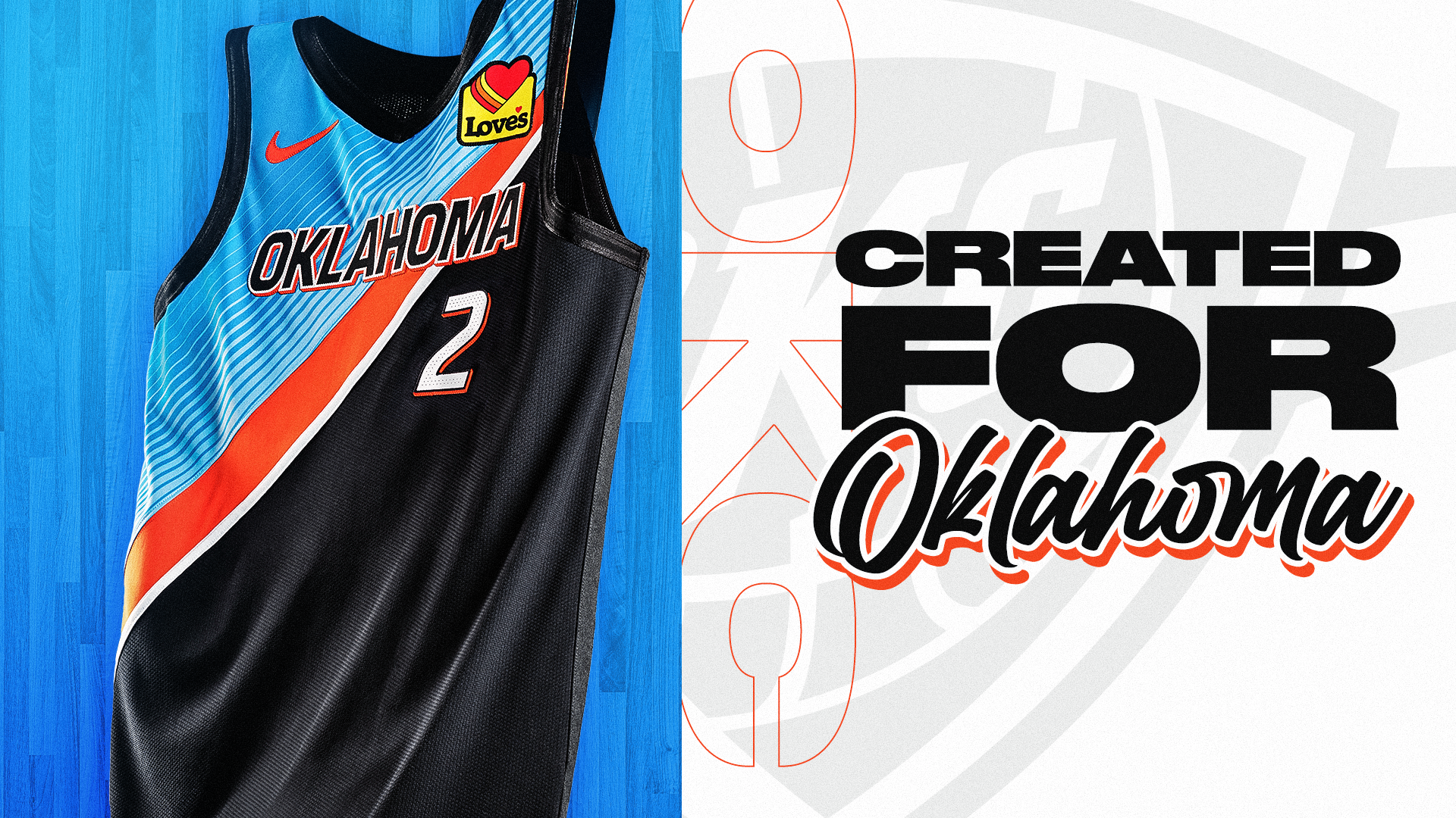 Oklahoma City Thunder: Created For Oklahoma