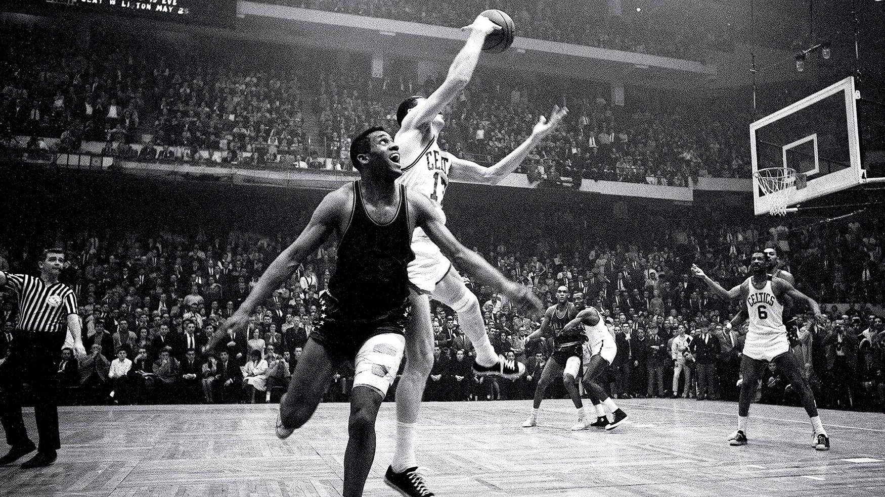 Top Moments: John Havlicek's steal seals Celtics' Game 7 win in 1965