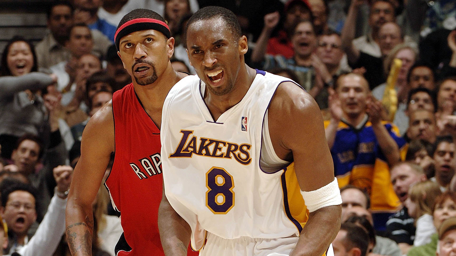 Top Moments: Kobe Bryant drops 81 points on Raptors in 2006