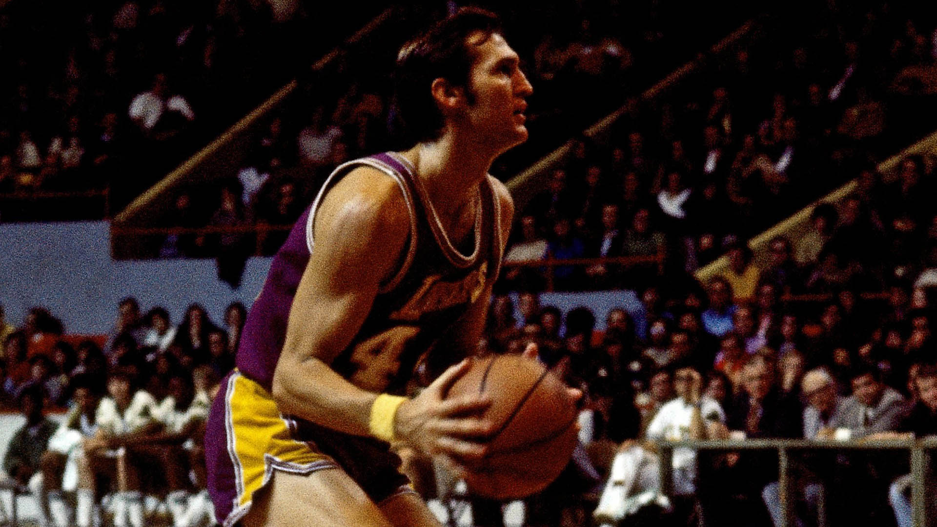 Top NBA Finals moments: Jerry West's buzzer-beater in 1970