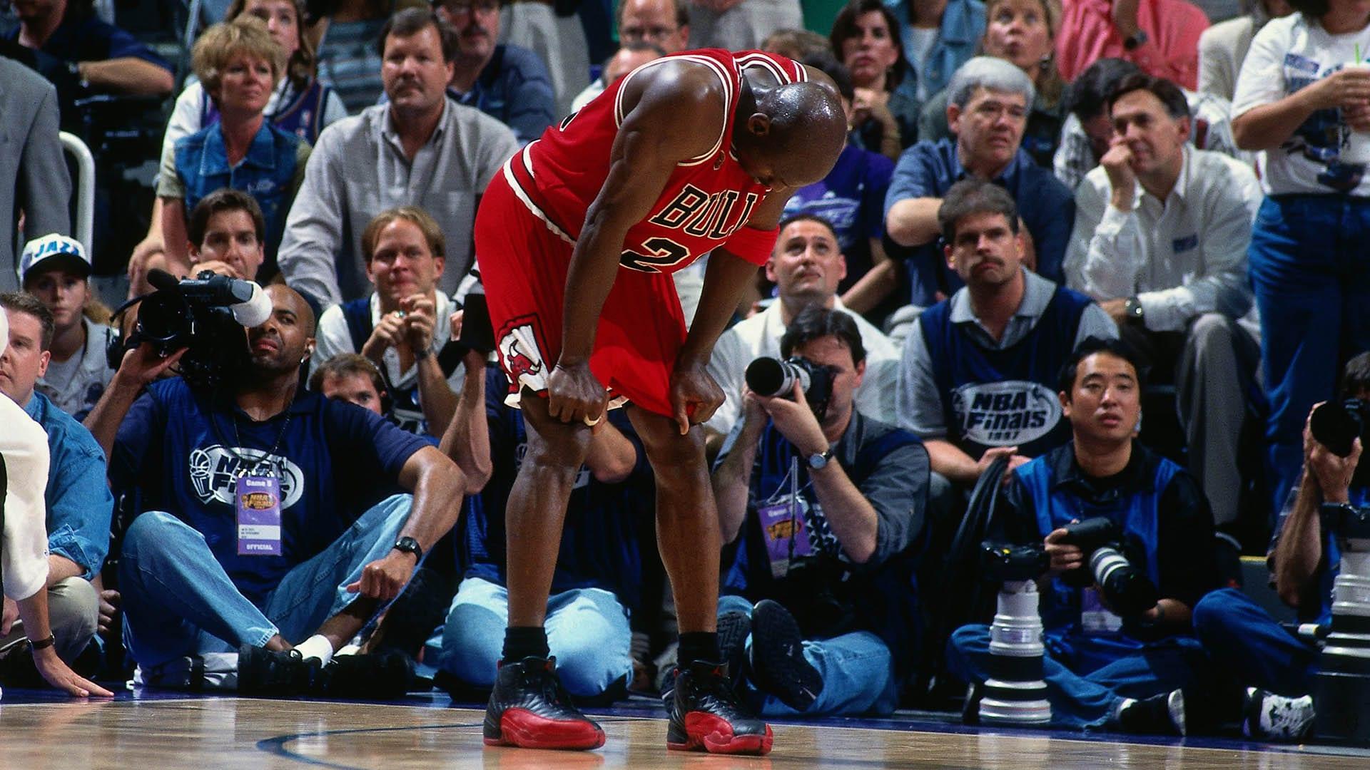 Top Moments: Bulls beat Jazz in memorable 1997 Finals