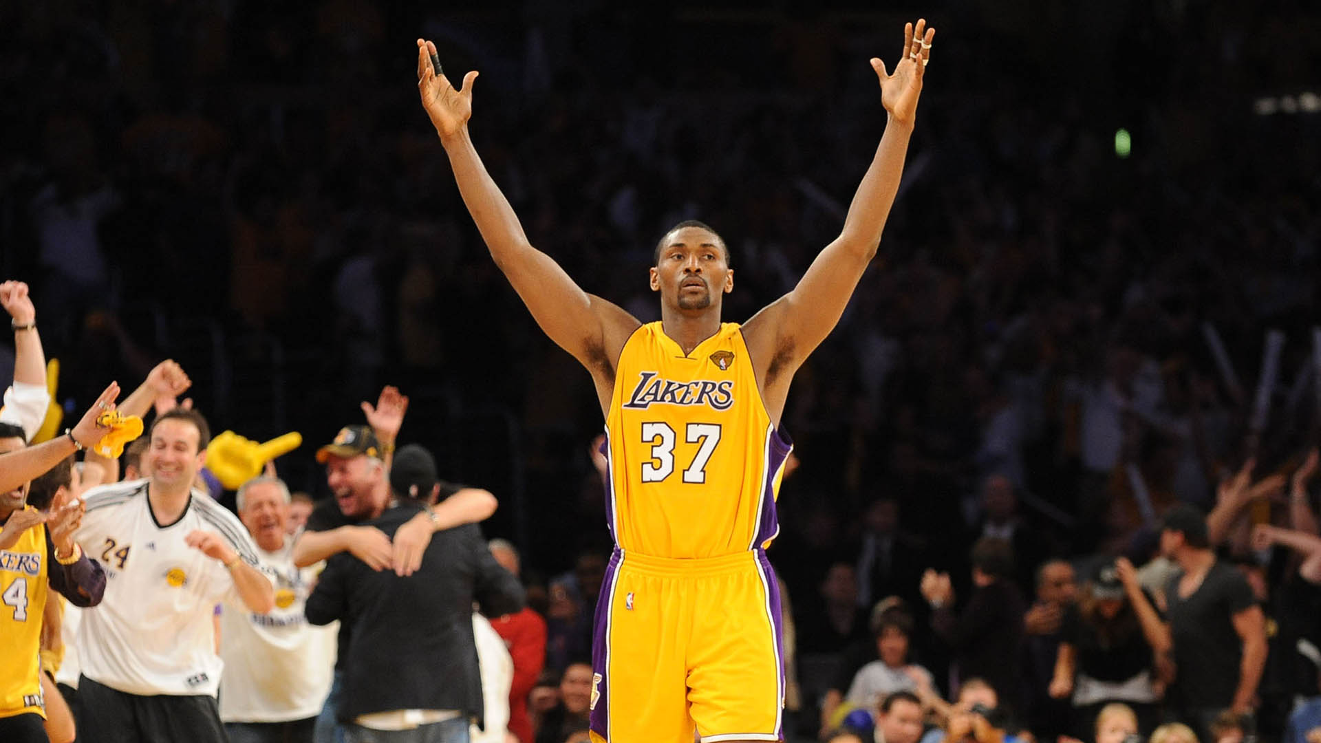 Top NBA Finals moments: Ron Artest's late 3-pointer seals title for Lakers