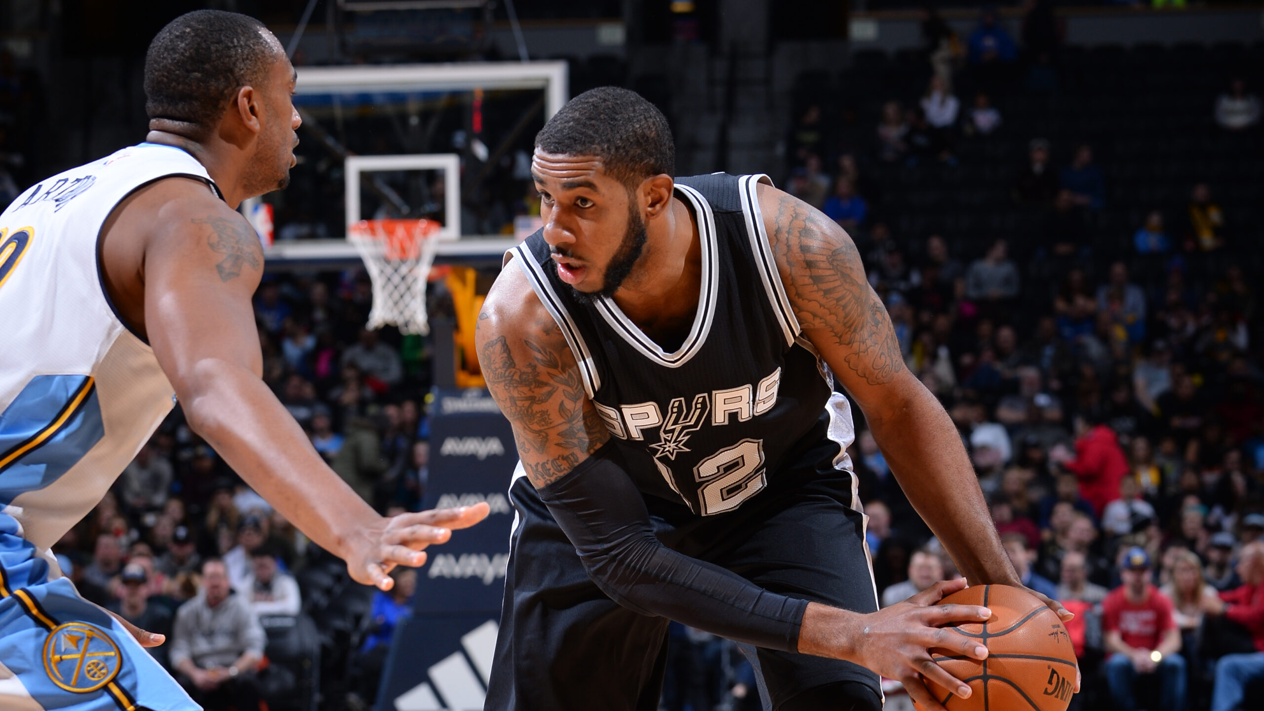 Brooklyn Nets sign forward LaMarcus Aldridge