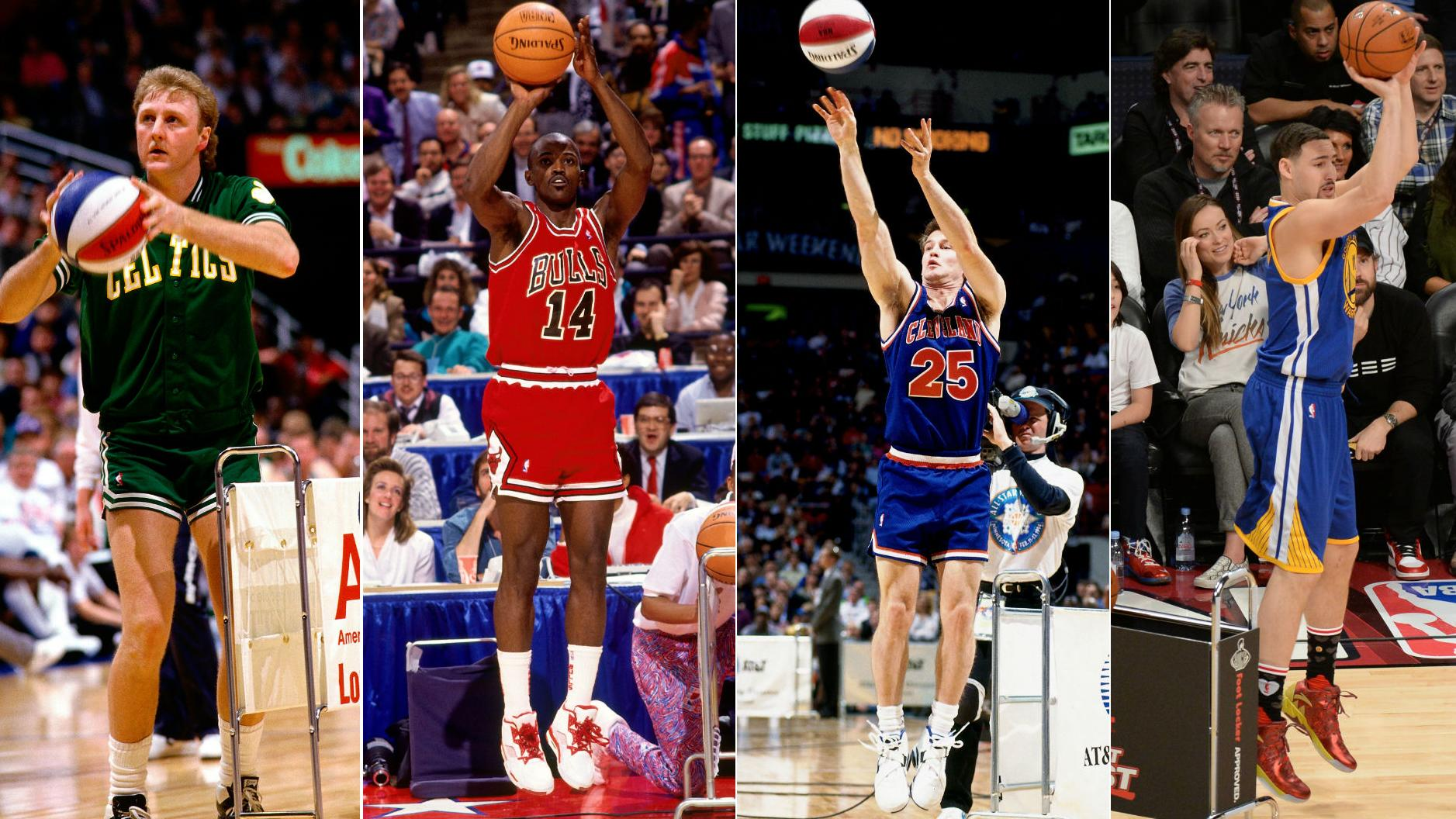 Everything you ever wanted to know about the Three-Point Contest | NBA.com