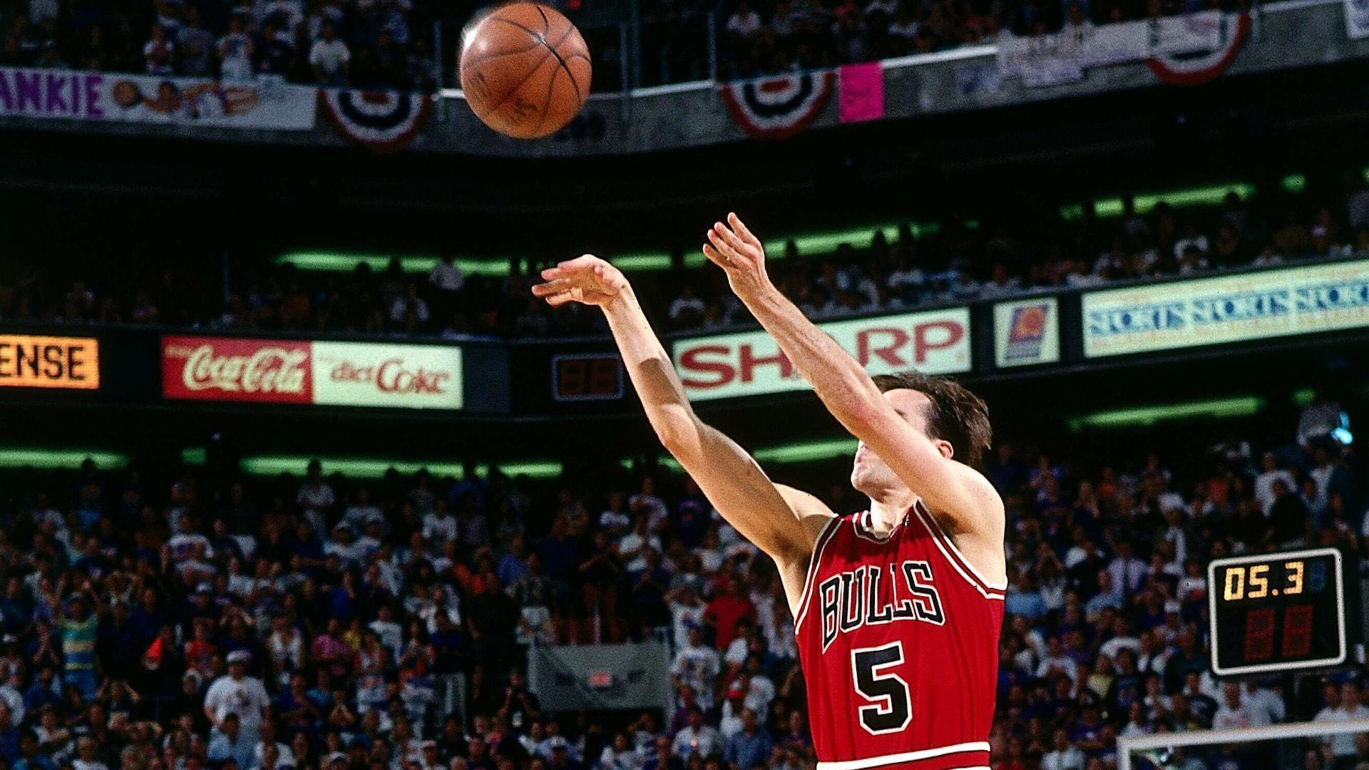 Top NBA Finals moments: John Paxson's 3-pointer seals three-peat for Bulls