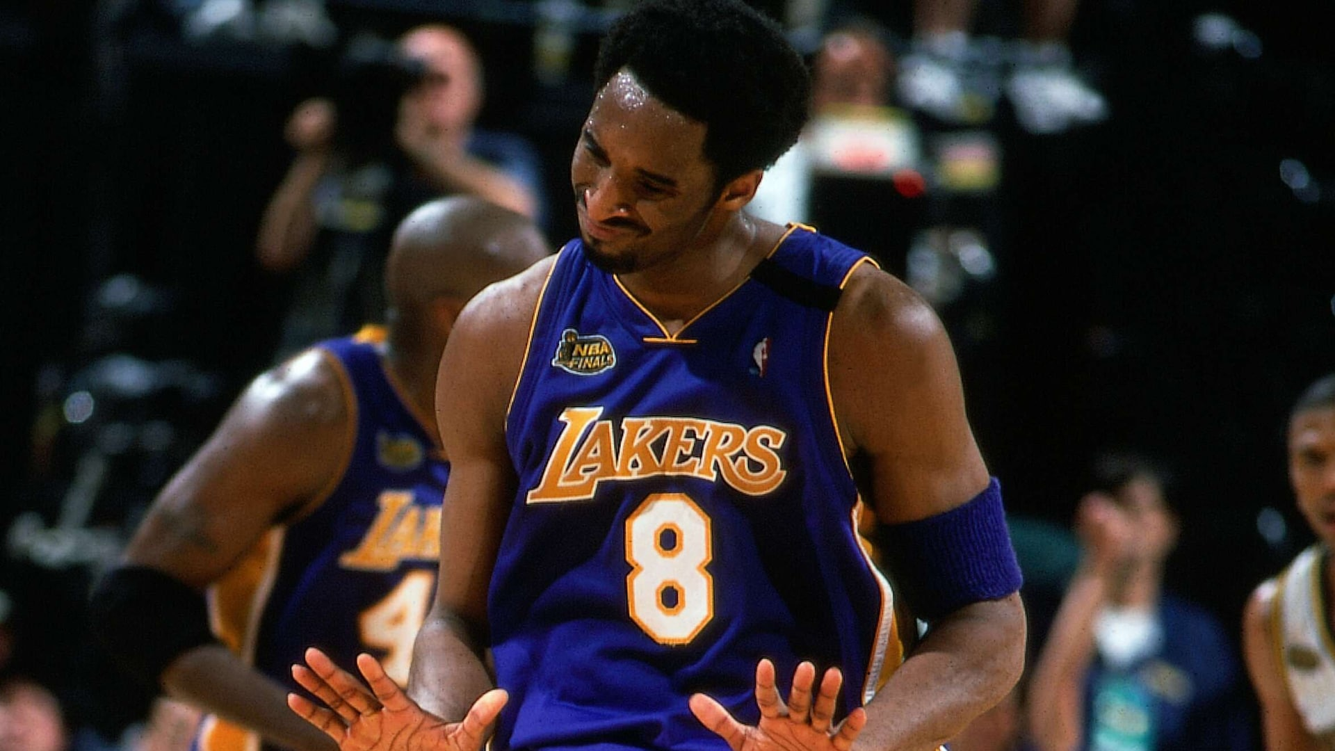 Top NBA Finals moments: Kobe Bryant takes over in Game 4 of 2000 Finals