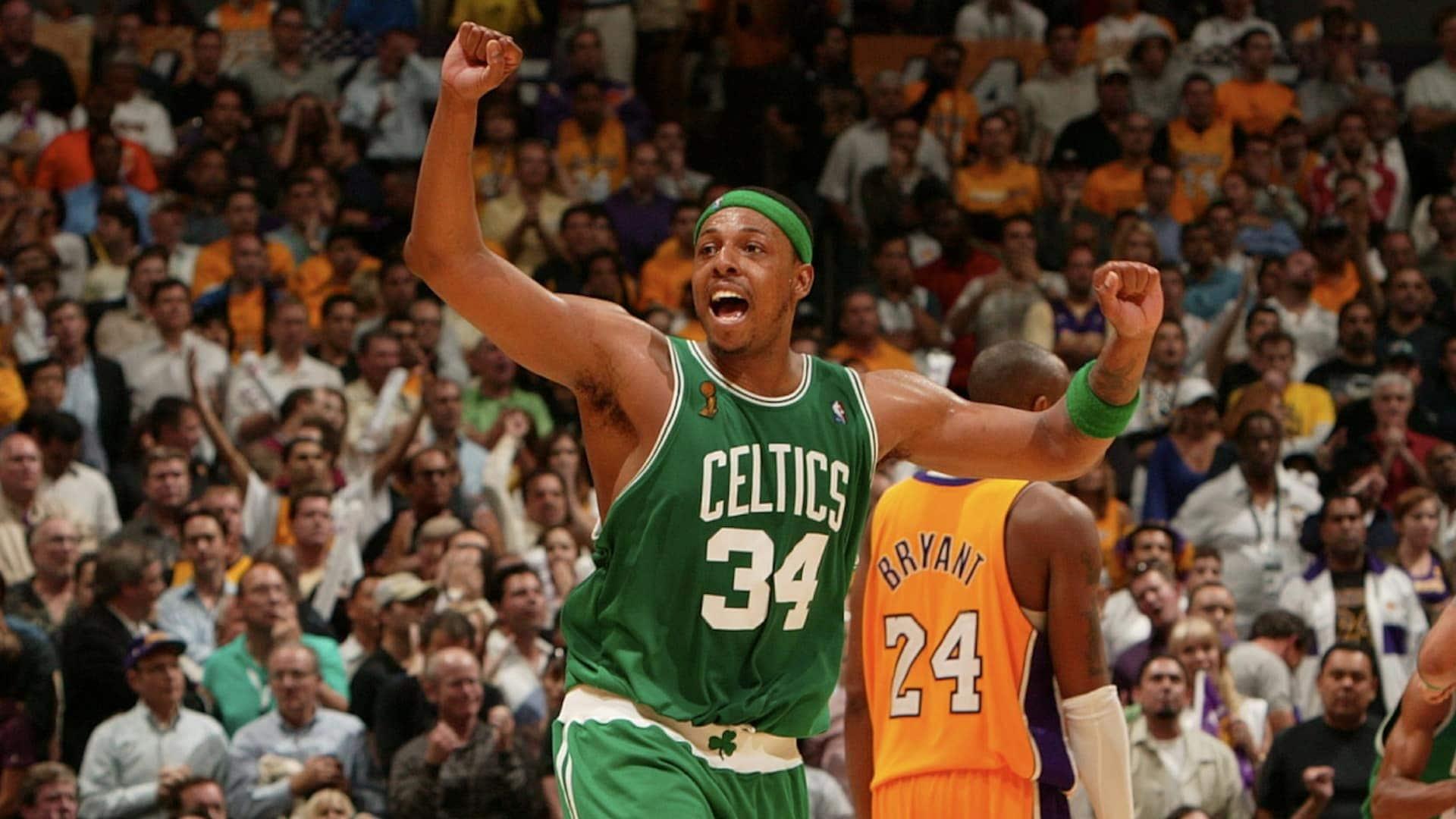 Top NBA Finals moments: Celtics' epic comeback in Game 4