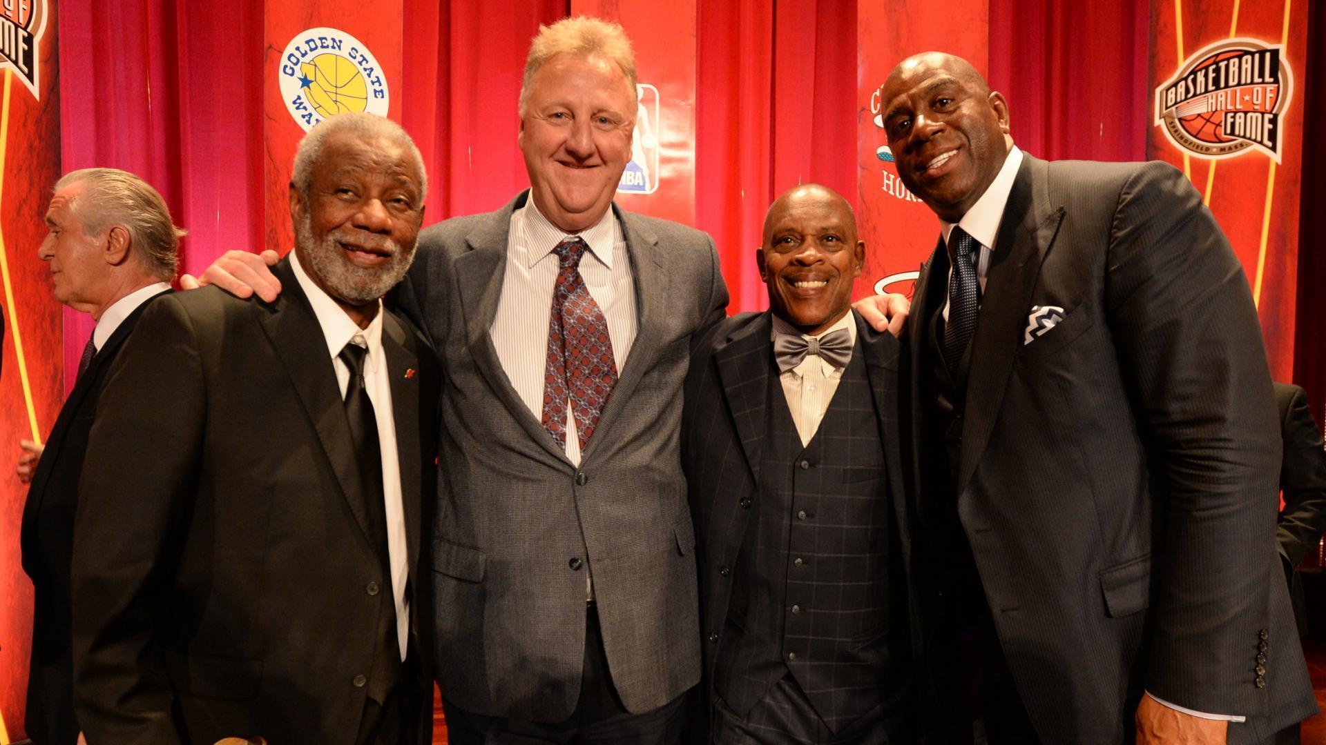 Naismith Memorial Basketball Hall of Fame inductees | NBA.com