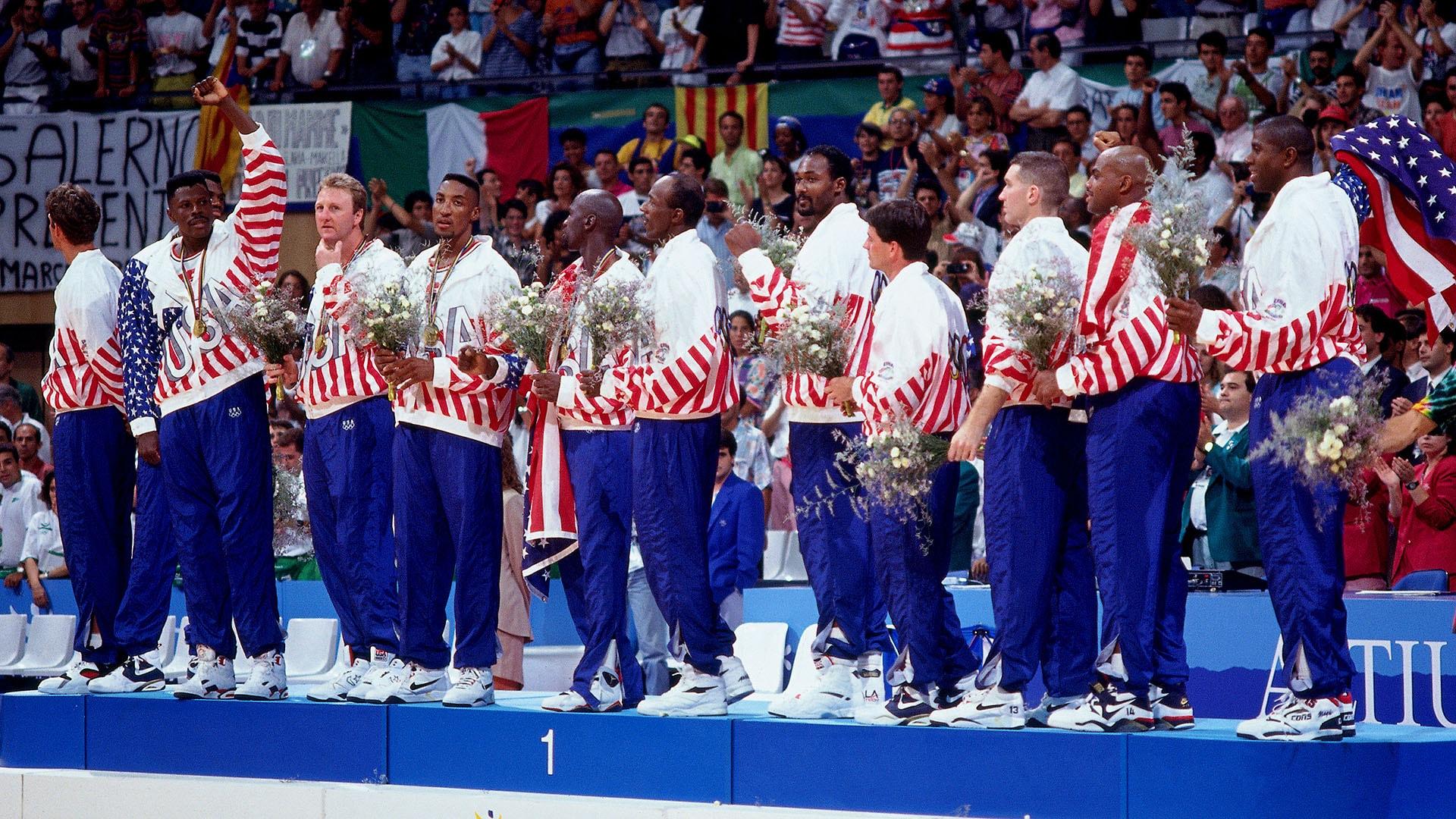 Hall of Fame: Dream Team