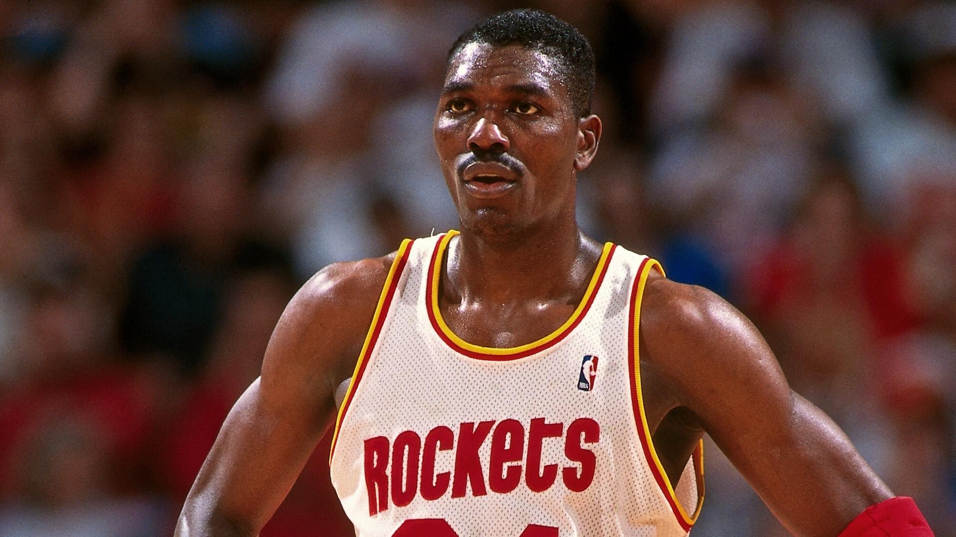 Legends profile: Hakeem Olajuwon