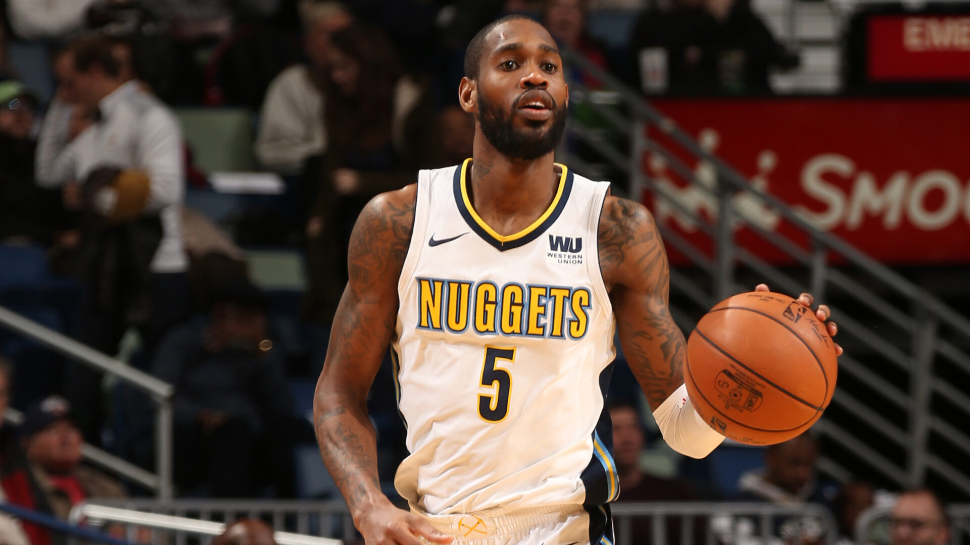 Denver Nuggets re-sign free agent guard Will Barton