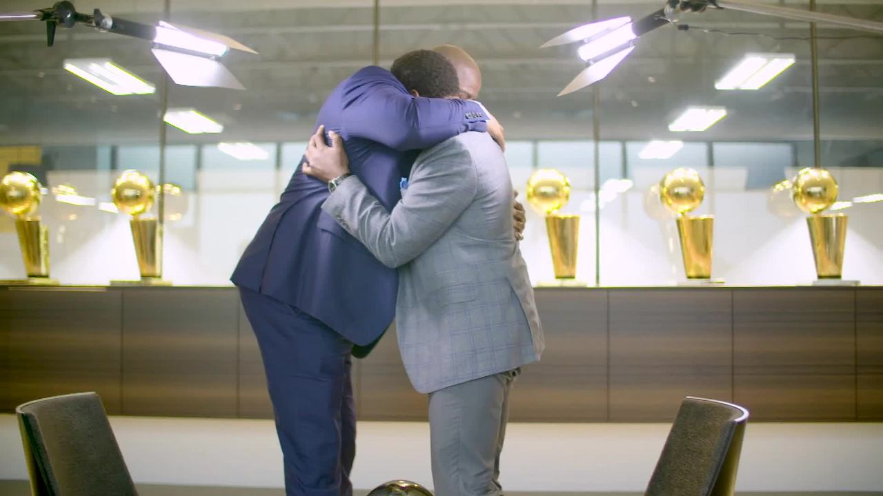 Players Only Monthly: Magic And Isiah's Tearful Reconciliation