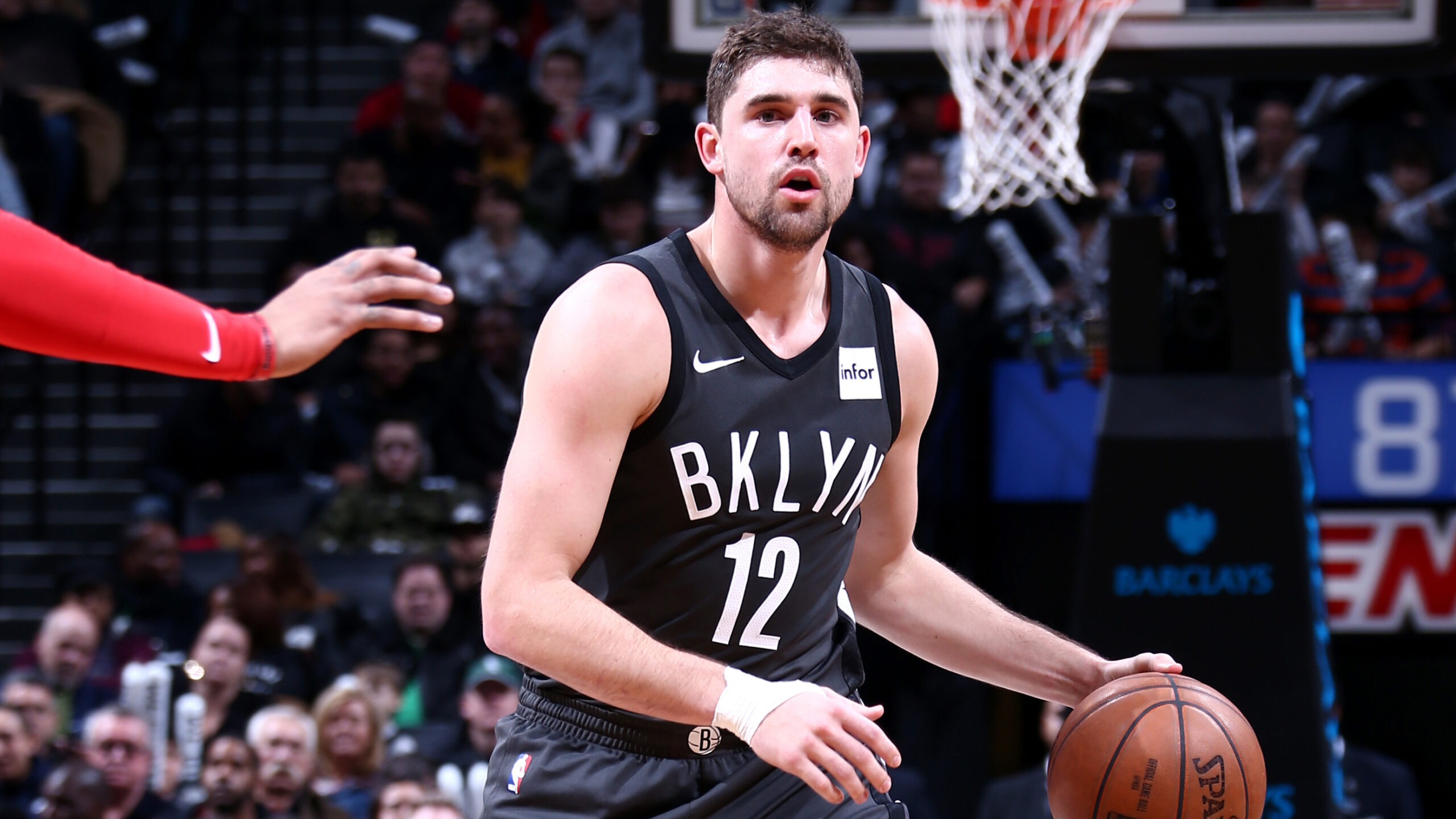 Joe Harris re-signs with Brooklyn Nets