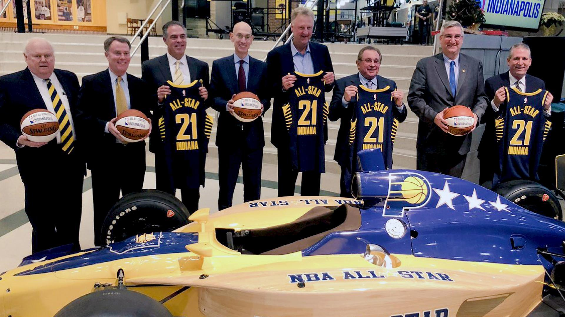 Indianapolis to host NBA All-Star 2024
