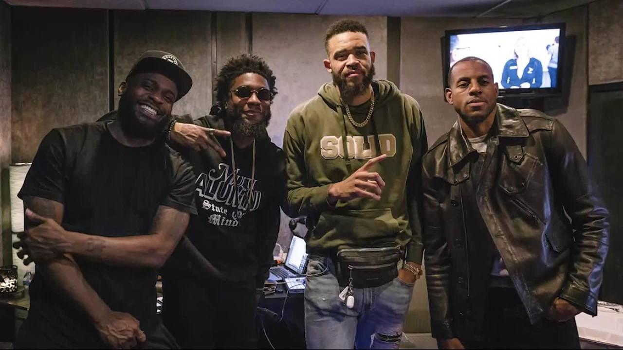 Dre Days Visits Recording Artist Big Krit