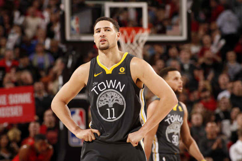 Klay Thompson suffers leg injury, will undergo tests