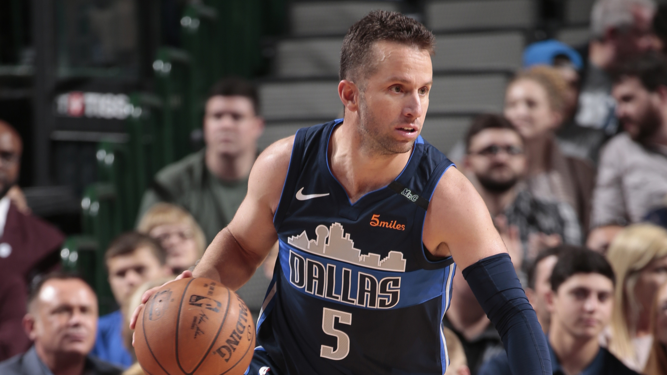 J.J. Barea says it's a 'tough day' after release from Mavericks