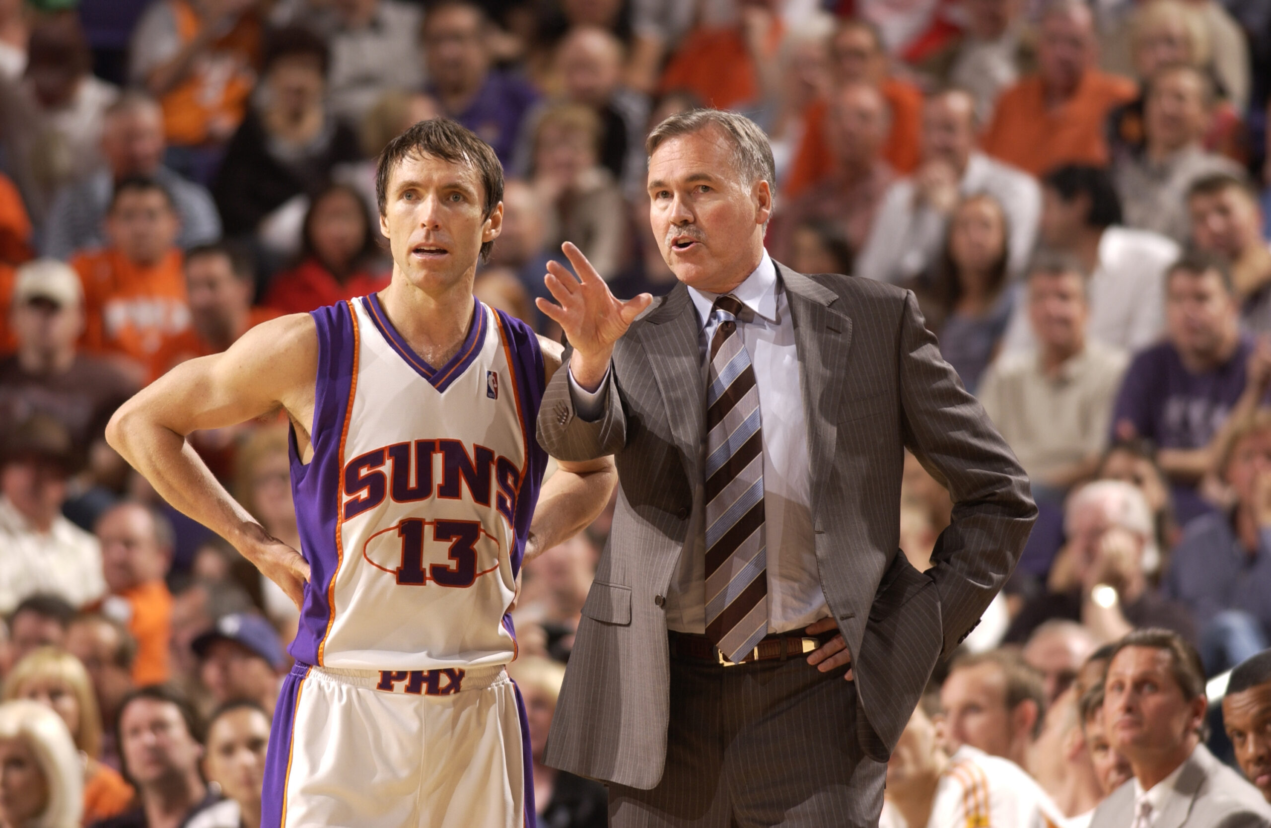 Mike D'Antoni reunites with Steve Nash as Nets' assistant coach